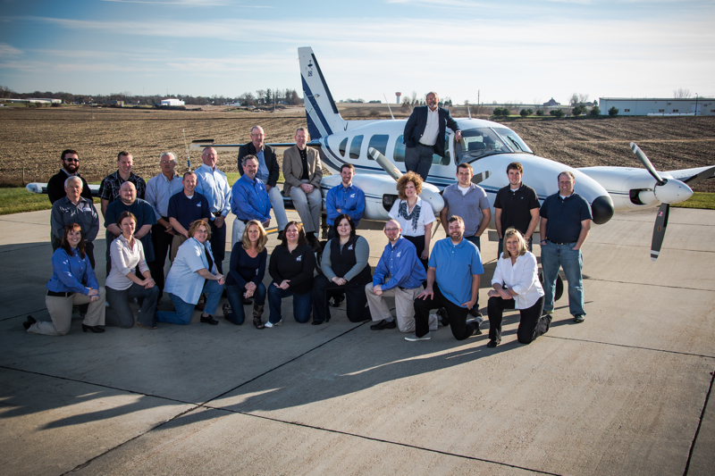 Aerial Services Employee Photo 2013
