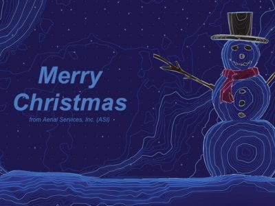 Aerial Services, Inc. (ASI) wishes you a wonderful Christmas!