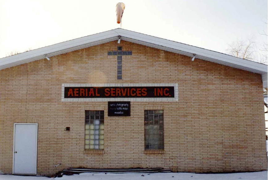 Old Aerial Services Building