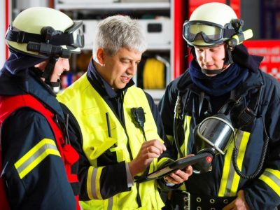 Working Together To Save Lives: Emergency Responders, GIS, & USNG