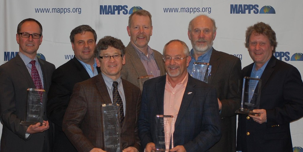 2015 MAPPS Excellence Award Winners