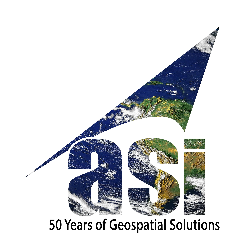 ASI 50 Year Logo