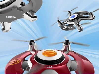 Forbes: Can the U.S. Catch Up In The Race For Drones?
