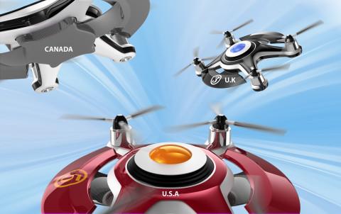 Race of Drones