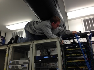 Aerial Services' Sizable System Upgrade