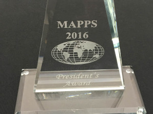 MAPPS President's Award Won 6th Year in a Row!