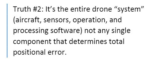 Truth #2 for Mike's Drone Article Jan 10