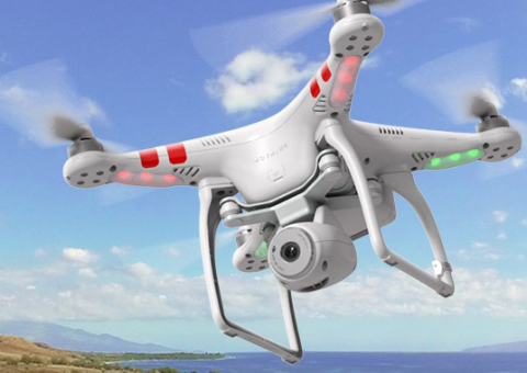 UAV for Mikes - we love drones article