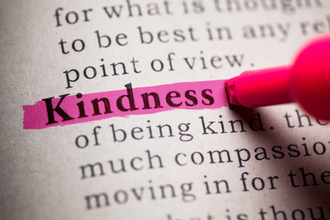 For Newsletter - Kindness -Do not delete