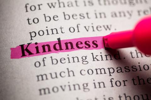 For Newsletter - Kindness -Do not delete