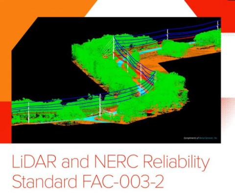 LiDAR and NERC Reliability Standard FAC-003-2