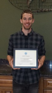ASI Employee Receives GISP Certification
