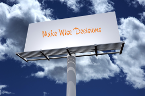blank-billboard_fkIHp_BO- Make Wise Decisions - orange