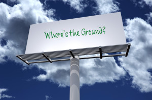 Where's the Ground