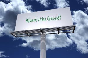 Where's the Ground