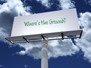 Where's the Ground?