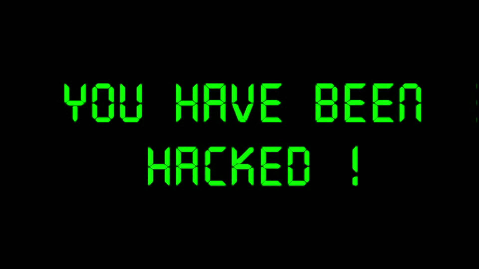 Hacked - personal internet security - Mike