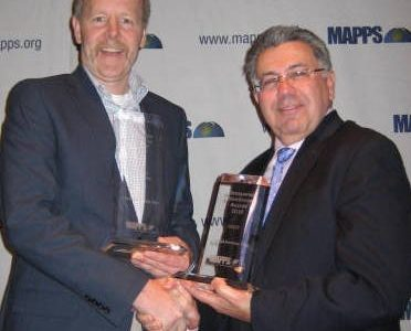 Aerial Services Wins MAPPS Project of the Year!
