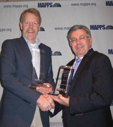 Mapps - Excellence Award