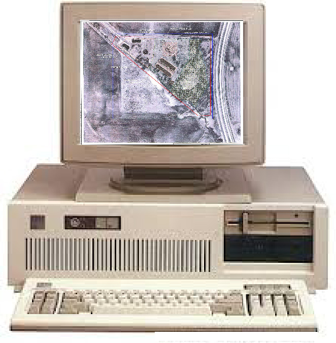 First PC-based Mapping System