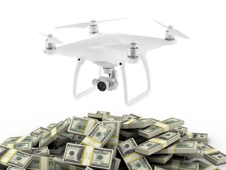 Promotion prix drone r'bird, avis drone camera kickstarter